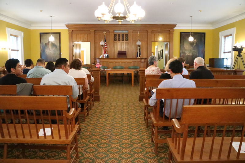 PUTNAM COUNTY WELCOMES NEWEST CITIZENS PUTNAM COUNTY CLERK MICHAEL C