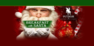 Breakfast with Santa at Putnam County Golf Course @ Putnam County Golf Course